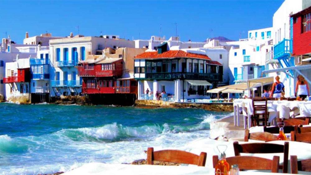 Греция - яхтенный путеводитель
