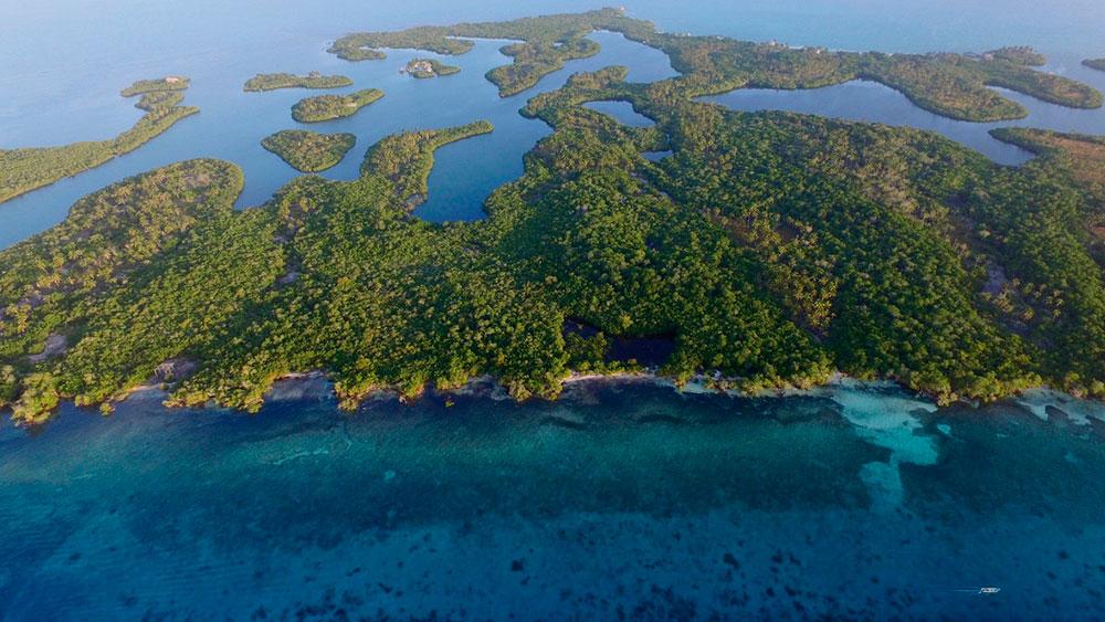 Остров Тинтипан, Колумбия