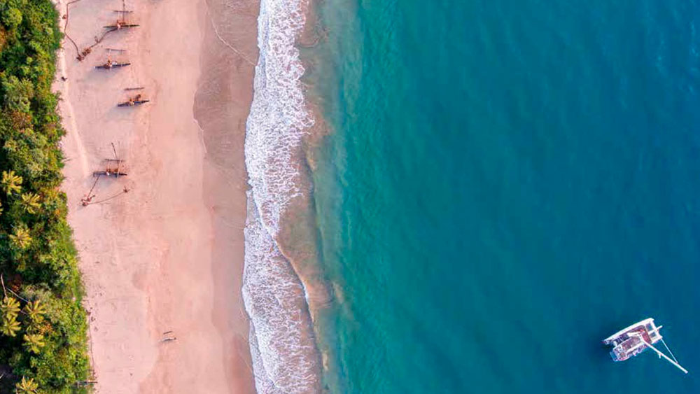 Яхтенные каникулы у побережья Шри-Ланки